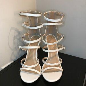 Laceup sexy classy Kim Kylie heels sandal